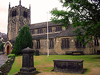 Bingley All Saints Parish Church
