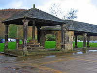 Bingley Market Hall 1752