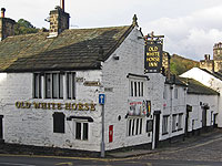 Old White Horse Inn, Bingley